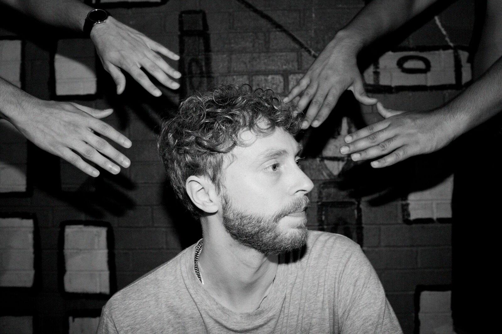 "This morning FaltyDL producer Drew Lustman, premiered his single ""Drugs"" (ft. Rosie Lowe)"