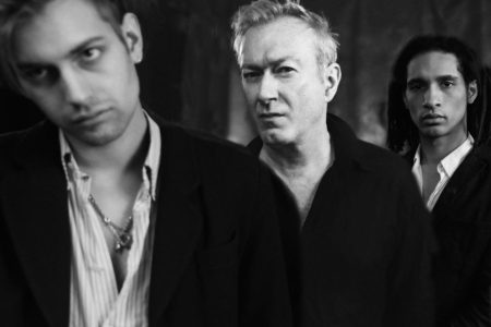 Interview with Gang Of Four's Andy Gill.