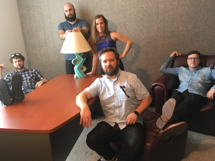 """White Laces premiere new track """"Cheese"""". The track comes of the band's forthcoming lP 'No Floor',"""