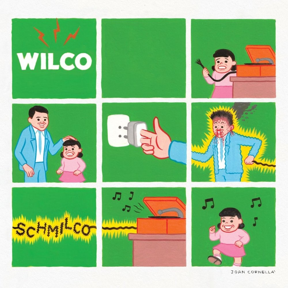 'Schmilco' by Wilco, album review by Stewart Wiseman