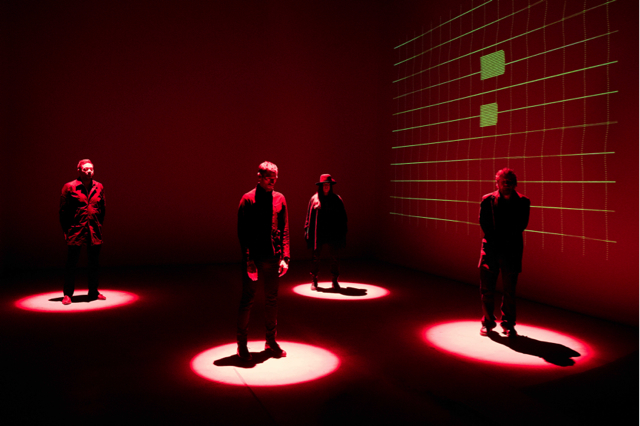 """Archive release new video for """"Bright Lights"""". The track comes off the band's Forthcoming release 'The False Foundation'"""