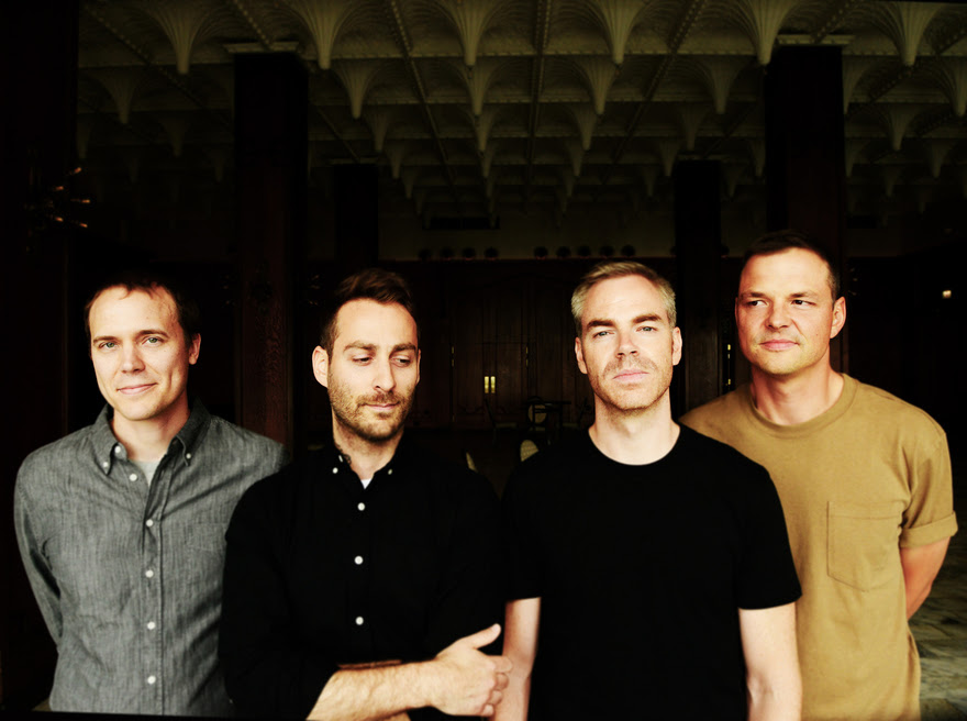 "American Football have released the new single ""Give Me The Gun"""