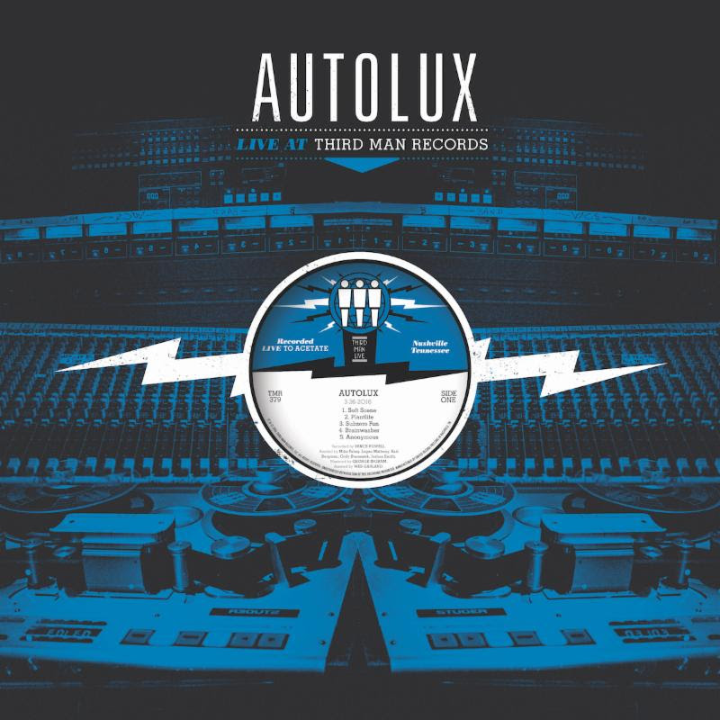 Autolux share details of their new album 'Live at Third Man Records'