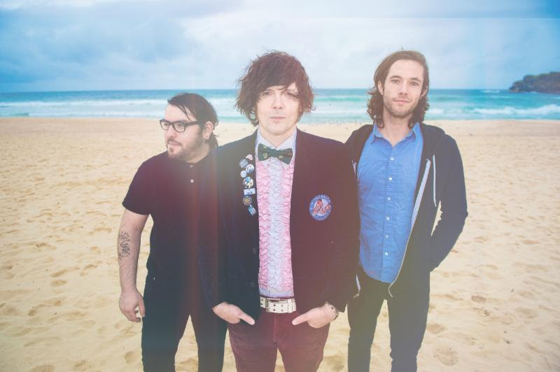 "Beach Slang release new video for ""Atom Bomb"""