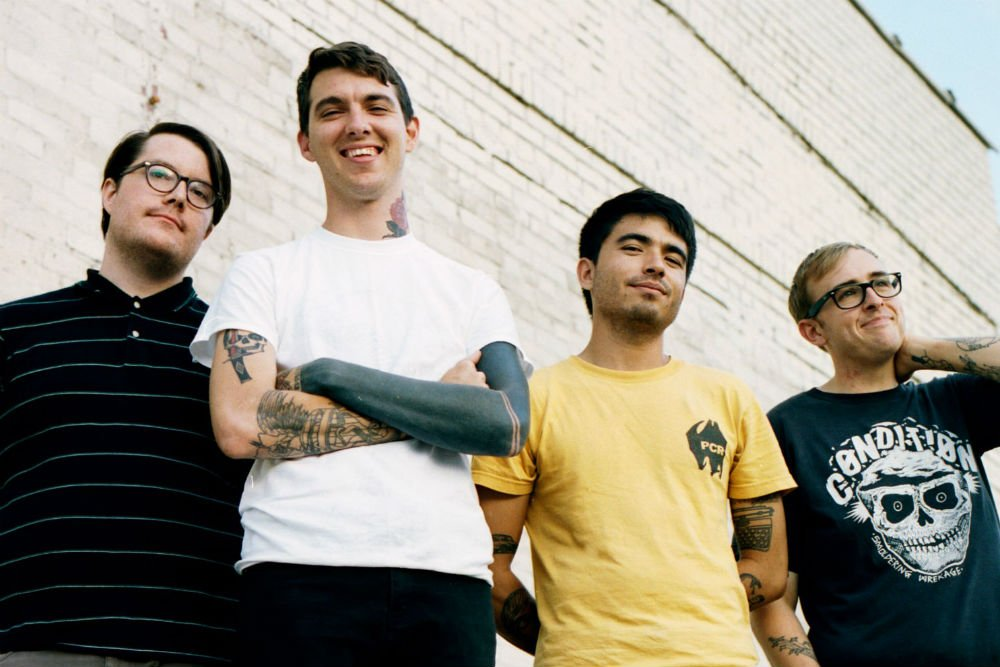 Interview with Barry Johnson of Joyce Manor.
