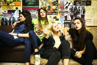 Hinds reveal 'Leave Me Alone' deluxe. The album is available on October 28th