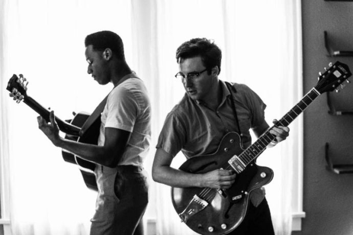 "Nick Waterhouse combines with Leon Bridges on ""Katchi"""