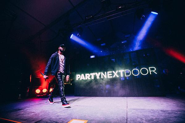 """PARTYNEXTDOOR announces 'Summer's Over' Tour, shares new video for his single """"Not Nice""""."""