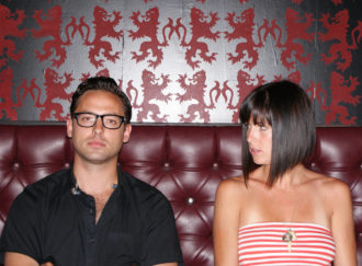 "Phantogram have previewed another new track early, ""You're Mine"""