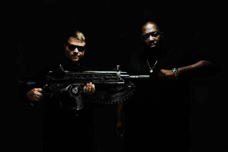 """Run The Jewels have premiered their new track """"Panther Like A Panther"""""""