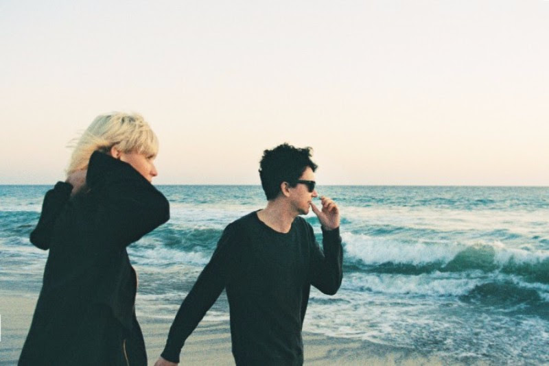 """The Raveonettes premiere """"This Is Where It Ends""""."""