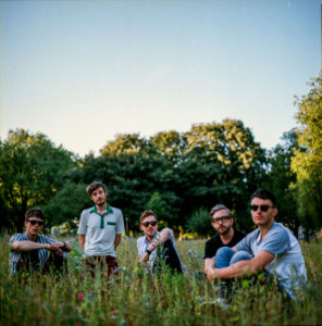 """Tides"" by Swimming Tapes is Northern Transmissions' 'Song of the Day'."