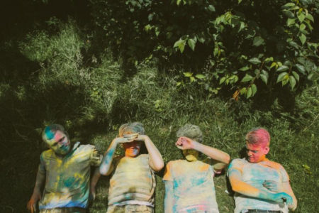 "The Crookes share video for ""The Lucky Ones""."