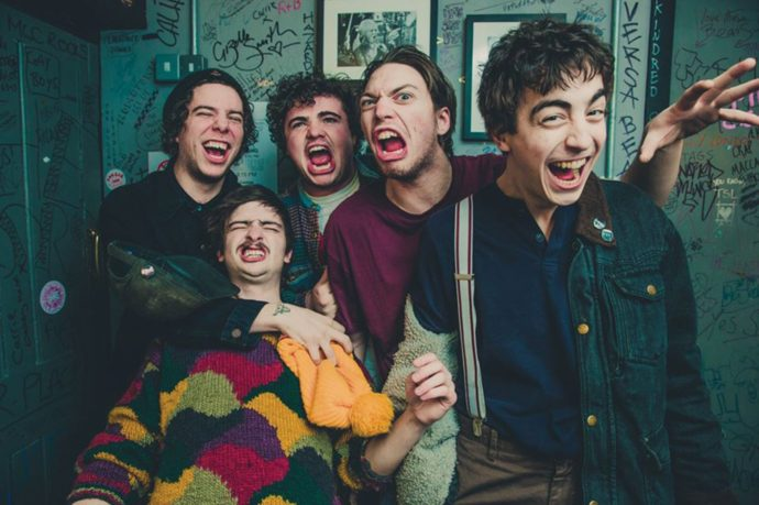 """Twin peaks release video for """"Holding Roses"""""""