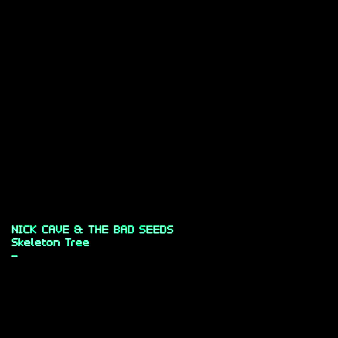 Skeleton Tree' Nick Cave and the Bad Seeds, album review by Joshua Gabert-Doyon.
