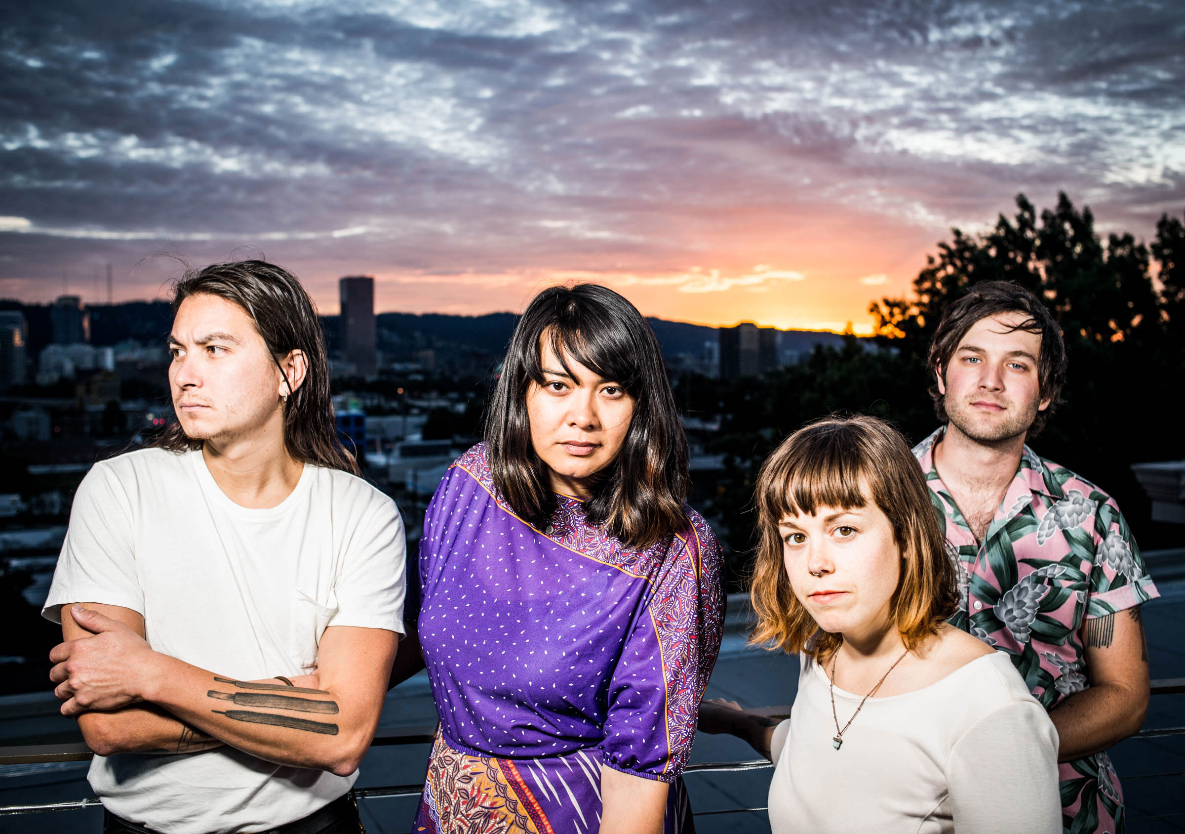 """Northern Transmissions' 'Song of the Day' is """"Never Belonged To You"""" by Genders, taken from their upcoming sixth release 'Phone Home'."""