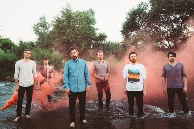 """Royal Canoe releases new video for """"Bicycle"""", the track is off 'Something Got Lost Between Here And The Orbit'"""