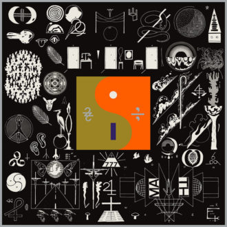 '22, a million' by Bon Iver, album review by Daniel Geddes