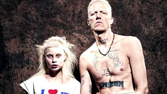 "Die Antwoord release ""Fat Faded F*ck Face"" the track is off their forthcoming LP 'Mount Ninji And Da Nice Time Kid'."