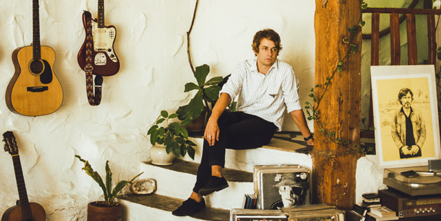 "Kevin Morby Shares New Track ""Tiny Fires""."