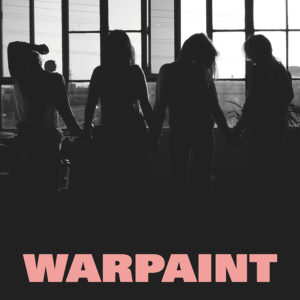 'Heads Up' by Warpaint, album review by Gareth O' Malley