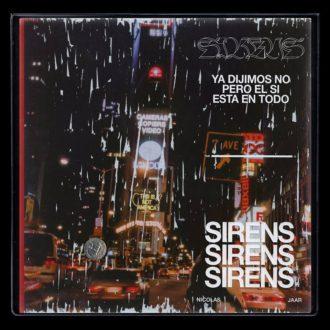 'Sierns' by Nicolas Jaar, album review by Eric Stevens.