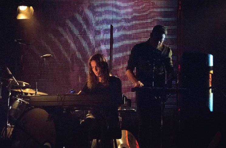 Sigur Rós live at The Queen Elizabeth theatre in Vancouver, BC