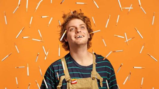Watch Mac DeMarco get Hypnotized by Dinner, while on tour. Mac DeMarco and Dinner are both on tour. Dinner's 'Psychic Lover