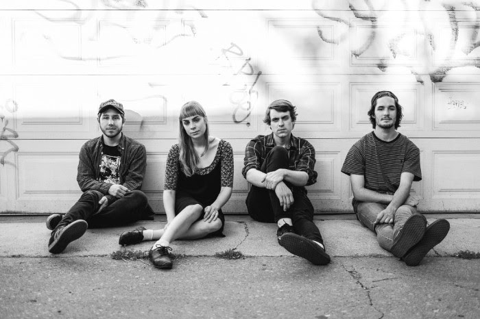 "Casper Skulls announce debut EP 'Lips & Skull' out October 28 on Buzz Records, premiere ""Devotion"""