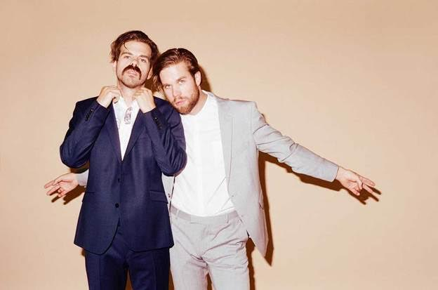 "The Darcys release new track ""Coming Up For Air,"" new album 'Centerfold' out November 4 on Arts & Crafts"