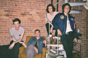 """Northern Transmissions' 'Video of the Day' is """"Basketholder"""" by The Britanys, play Brooklyn Bazaar on September 24"""