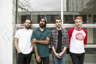 """Greys Premiere New Track """"Fresh Hell"""""""