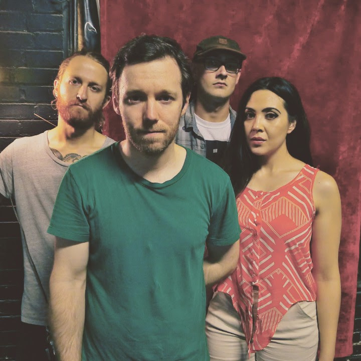 """American Wrestlers share new single """"Amazing Grace"""". The track is off their forthcoming release Goodbye Terrible Youth"""