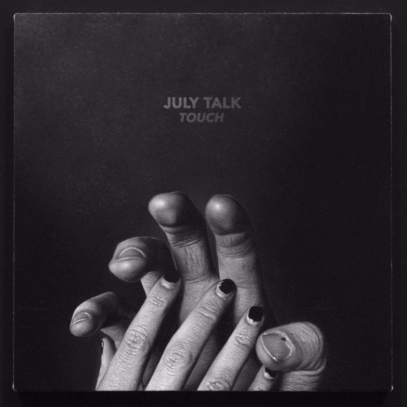 July Talk release sophomore album 'Touch,' North American tour kicks off this month