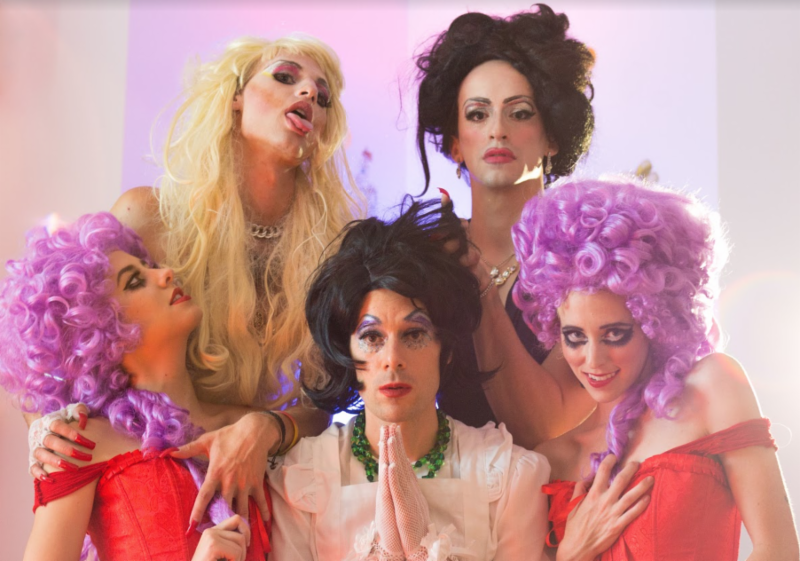"""of Montreal share new video for """"let's relate"""" taken from the new album 'Innocence Reaches,' US tour launches tomorrow (9/2)"""