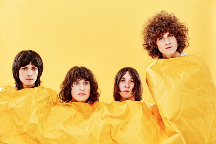 """Temples return with new single """"Certainty"""" from their forthcoming sophomore release, fall North American tour kicks off October 13"""