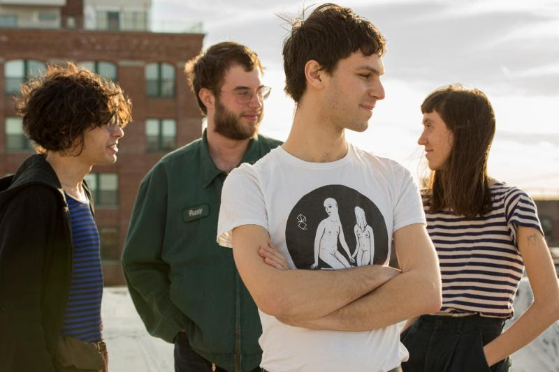 Bellows stream new album 'Fist & Palm' ahead of its September 30 release, fall tour with PWR BTTM and Lisa Prank