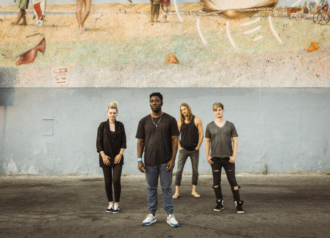 "Bloc Party share new single ""Stunt Queen"". The track is now available via Infectious Music/Bmg."