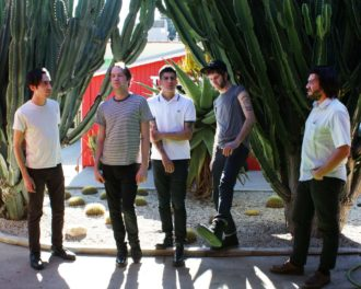 """Ex-Cult share new track for """"Let You In."""" New album out September 23."""