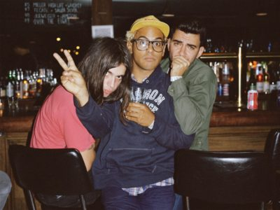 """""""Boys Like Blood"""" by Jacuzzi Boys is Northern Transmissions' 'Song of the Day'."""