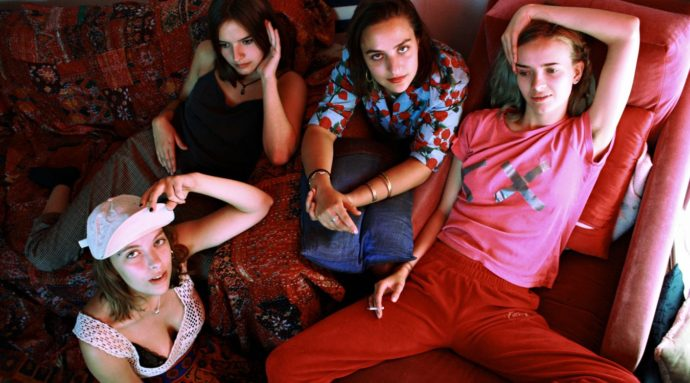 "Goat Girl release new single ""Scum"