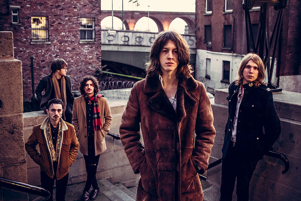 Interview with Tom Ogden from UK band Blossoms