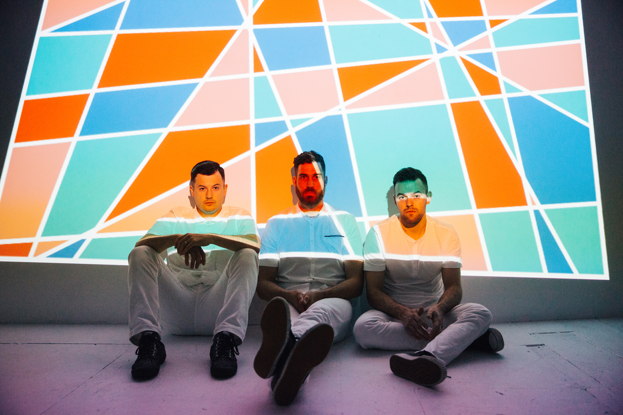 """Barcelona debut new track """"I Do It Myself"""", the track comes off their forthcoming release 'Basic Man'"""