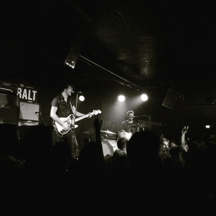 Japandroids live: Steve Barmash reviews Japandroids' show at the Cobalt in Vancouver, BC.