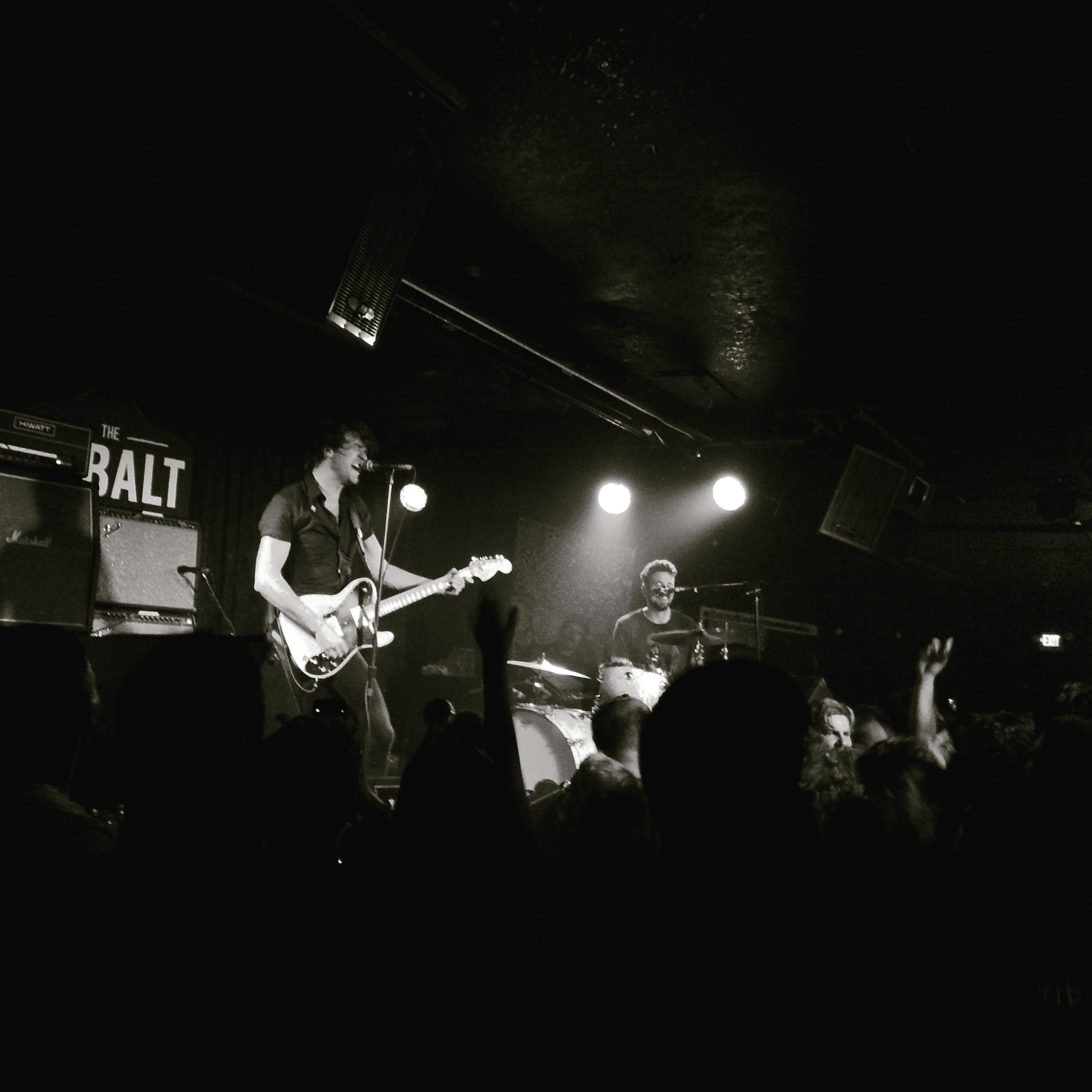 Japandroids live: Steve Barmash reviews Japandroids' show at the Cobalt in Vancouver, BC.