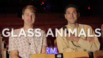 Glass Animals guest on 'Records In my Life', the band LPs, by Radiohead, Pink Floyd