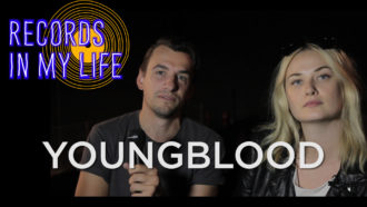 Youngblood guest on 'Records In My Life'