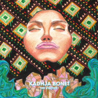 The Visitor by Kadhja Bonet, album review by Callie Hitchcock.