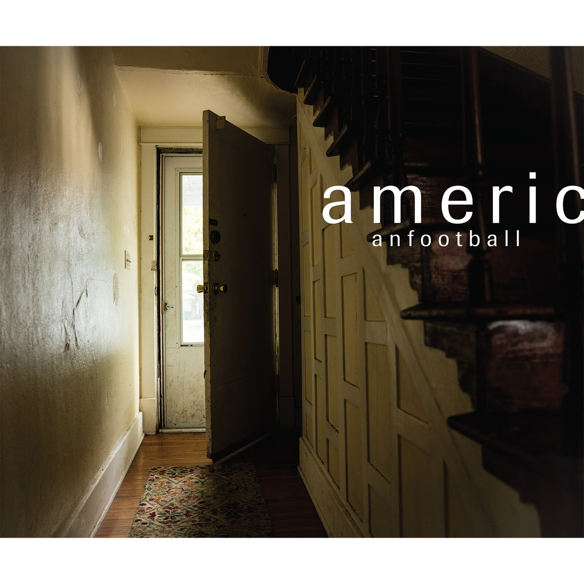 'American Football' by American Football, album review by Gregory Adams.
