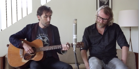 Andrew Bird and Matt Berninger from The National team up to cover The Velvet Underground